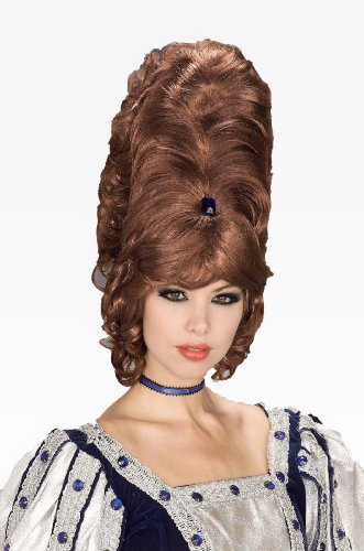 Forum Novelties Gogo Beehive Wig, Auburn (Beehive Costume Wig)