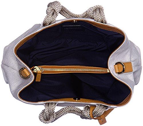 Women's Bag Jbdk101jk310b Brown Shoulder Brown Navy Jil Sander Sandy 4zfxBqpEw