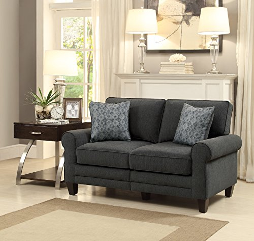 Serta RTA Copenhagen Collection Loveseat