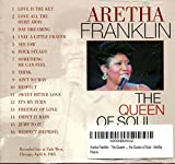 Aretha Franklin : The Queen of Soul - Live From Chicago ~ Cd Digipack with Foldout [Import] Compact Disc | Franklin, Aretha , the Queen of Soul - Aretha