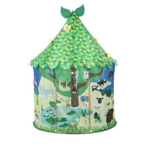 家庭ガード透明にTGG キャットテント、チャイルドゲームハウス室内の赤ちゃん小さなテントのおもちゃの部屋の家庭の女の子のプリンセスの家の男の子の赤ちゃんの部屋100 * 140CM 持ち運びが簡単 (サイズ さいず : 100 * 140CM)