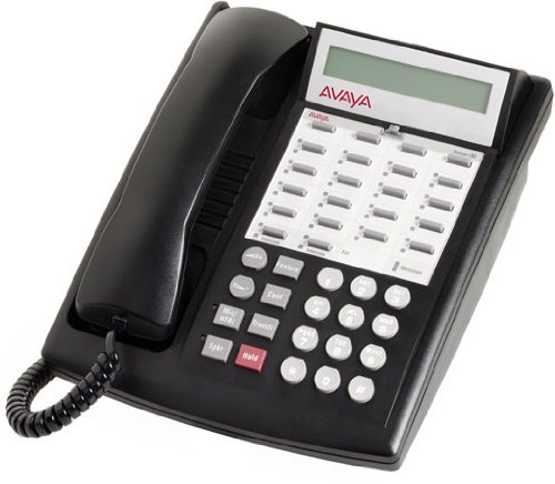 Avaya Partner 18D Phone Black
