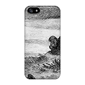New Style Hard Cases Covers For Iphone 5/5s- Peer Gynt