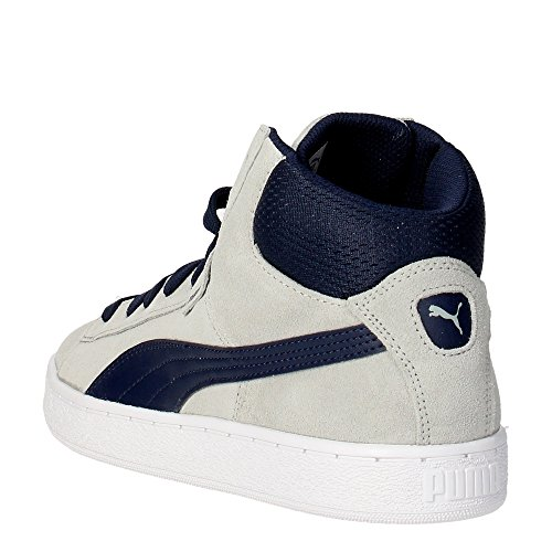 Puma 1948 MID Chaussures Mode Sneakers Homme Gris