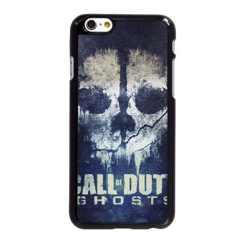 Call Of Duty Ghosts I8N12Y4OX coque iPhone 6 6S 4.7 Inch case coque black 2DEM4V