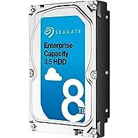 Seagate ST8000NM0105 8TB Ent Cap 3.5 Hard Disk Drive SATA 7200 RPM 256MB 3.5 inch
