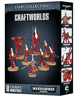 Games Workshop Start Collecting! Craftworlds Warhammer 40,000 by Warhammer 40k
