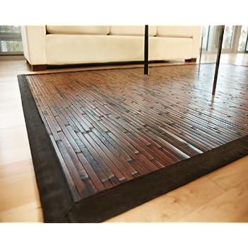Bamboo Rugs Cobblestone Rug Rug Size: 4 x 6