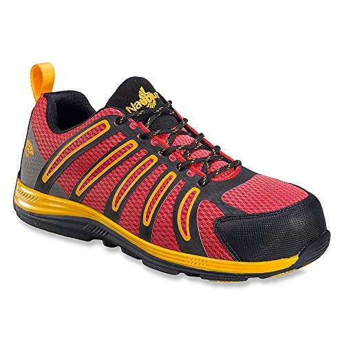 Nautilus Resistant Slip Toe Carbon Shoe EH Composite Safety Super Weight Light Red 1747 Fiber rrTfwzq