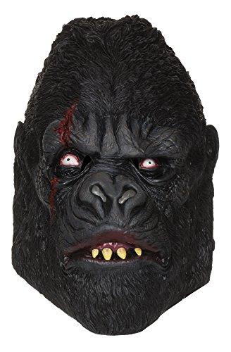 Bristol Novelty BM466 Zombie Gorilla Mask (One -