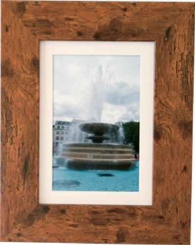 Memoire Frames Richmond Rustic 10 x 8-inch Photo Frame with Cream ...