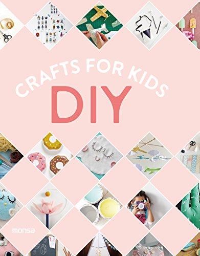 Descargar Libro Diy. Crafts For Kids De S.a. Instituto Monsa S.a. Instituto Monsa De Ediciones
