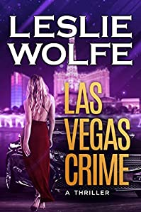 Las Vegas Crime by Leslie Wolfe ebook deal