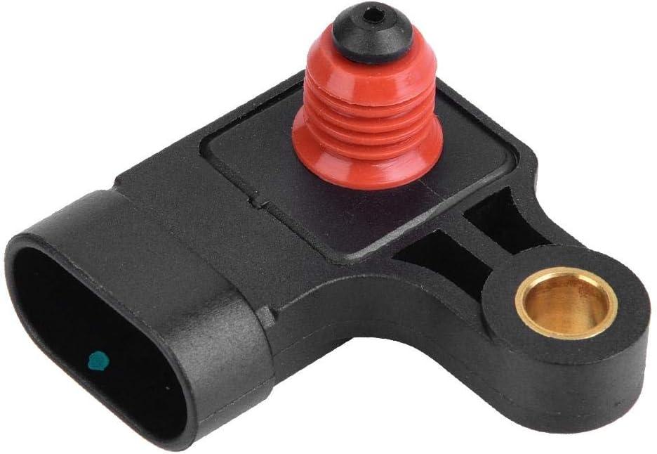 Fydun Manifold Absolutdrucksensor MAP-Sensor Ansaugluftdrucksensor am Ansaugkr/ümmer f/ür 96330547