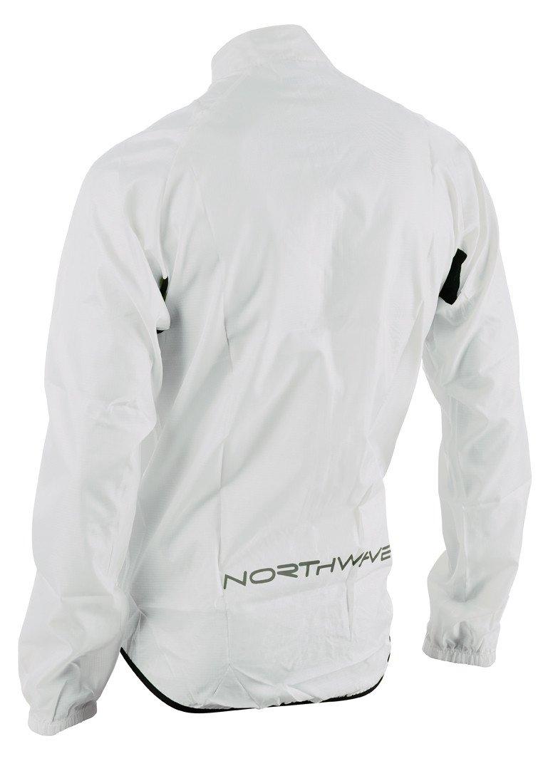 a26a2652 Northwave Jet Jacket white Size L 2016 Rain jacket mens: Amazon.co ...