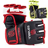 NEW ITEM Sanabul Essential MMA Grappling Gloves