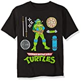 Teenage Mutant Ninja Turtles Boys' Tools Of A Ninja Short Sleeve T-Shirt