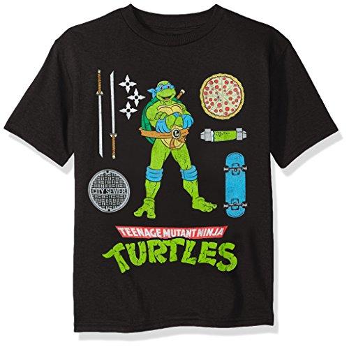 Teenage Mutant Ninja Turtles Boys Tools Of A Ninja Short Sleeve T-Shirt