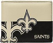Littlearth NFL Durable Bi-fold Billfold Bifold Wallet