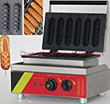 Factory price professional waffle machines / hot dog waffle machine for small business