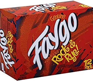 product image for Faygo Rock & Rye flavored cream cola soda, 12-fl. oz. cans 12-pack Suitcase
