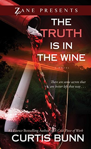 book cover of The Truth is in the Wine
