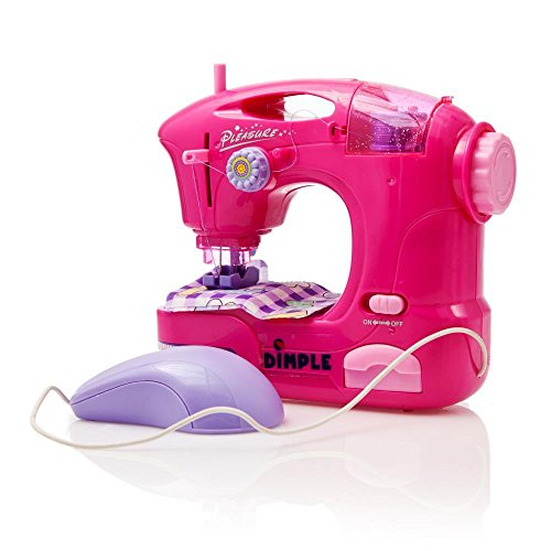 Children's Sewing Machine Toy With Accessories And Hand Pedal By Delectable Sewing Machine Games Online Free