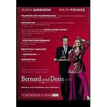 Bernard and Doris POSTER Movie (27 x 40 Inches - 69cm x 102cm) (2008)