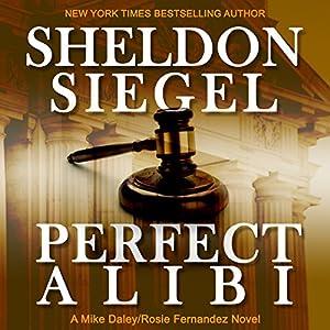 Perfect Alibi Audiobook