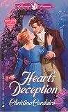 Heart's Deception, Christina Cordaire, 0515109541