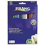 Dixon Prang Presharpened 7-Inch Colored