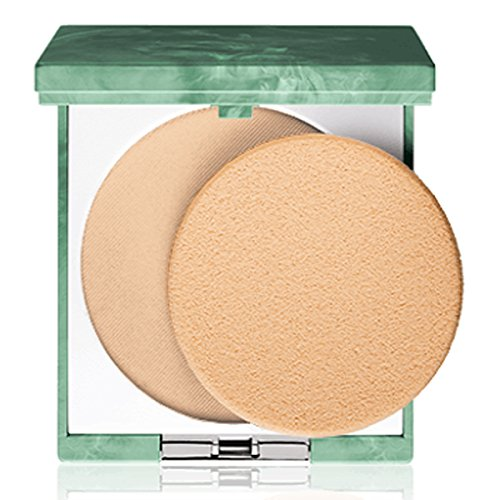 Beige Face (New! Clinique Superpowder Double Face Makeup, 0.35 oz/ 10.5 g, 02 Matte Beige (MF-P))