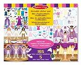 Melissa and Doug Dress-Up Reusable Sticker Pad, Baby & Kids Zone
