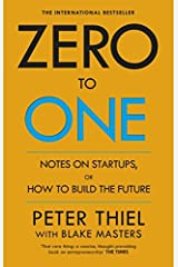 [Zero to One Notes on Start-Ups, or How to Build the Future] [By: Peter Thiel with Blake Masters] [January, 2001] Paperback