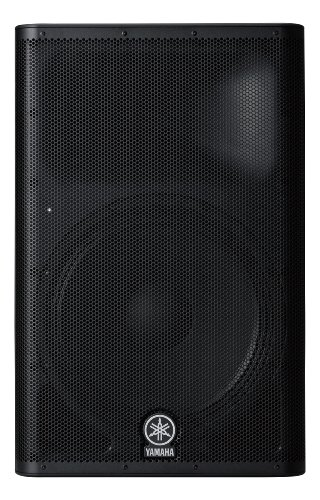 Yamaha DXR15 Powered Speaker (Yamaha Powered Speakers)