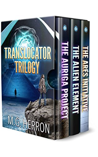 The Translocator Trilogy (Books 1-3)