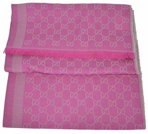 Gucci Gg Pattern Scarf - 5