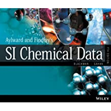 Aylward and Findlay's SI Chemical Data 7E