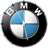 "Best IkEA clock - BMW Wall Clock 10"" Will Be Nice Gift Review"