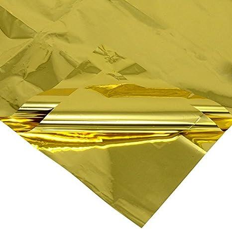 Gold Adhesive Mylar 20X27 Sheet