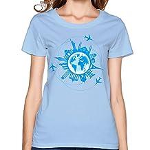 Xianjingshui 3dfd7518794115ce13ea372b54eb56d2 Summer Casual Tops T-shirts Tees For Women