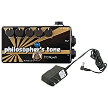 Pigtronix CSD Guitar Distortion Effect Pedal