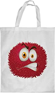 Printed Shopping bag, Small Size, Colorful Monster