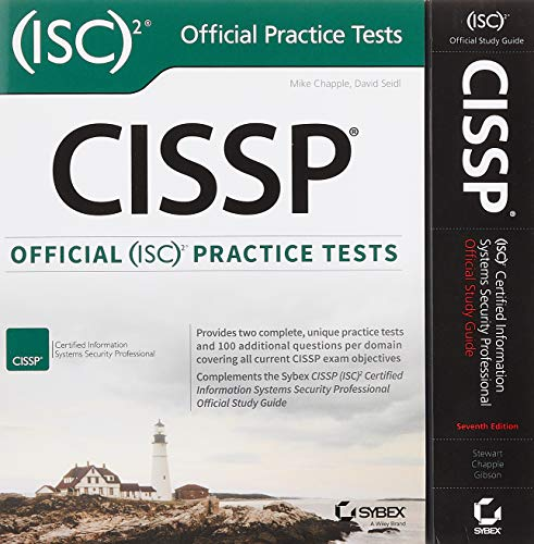 CISSP (ISC)2 Certified Information Systems Security Professional Official Study Guide and Official ISC2 Practice Tests Kit (Best Cissp Study Guide)