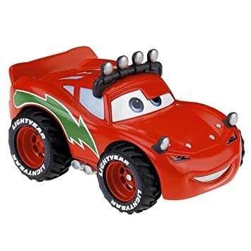 disney pixar cars movie christmas shake n go toy figure lightning mcqueen - Cars The Movie Lightning Mcqueen