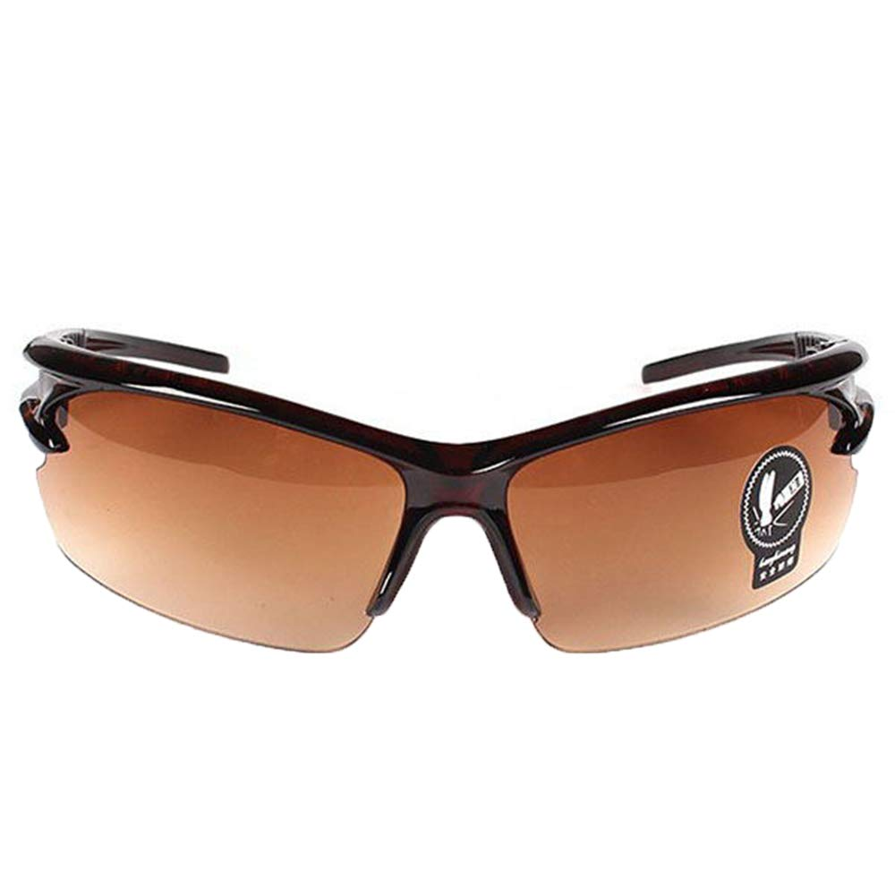 男女兼用紫外線紫外線防御のためのサングラスを運転している男女兼用の分極された屋外スポーツのサングラスの夜間視界  #2 B07SLHJ4R7