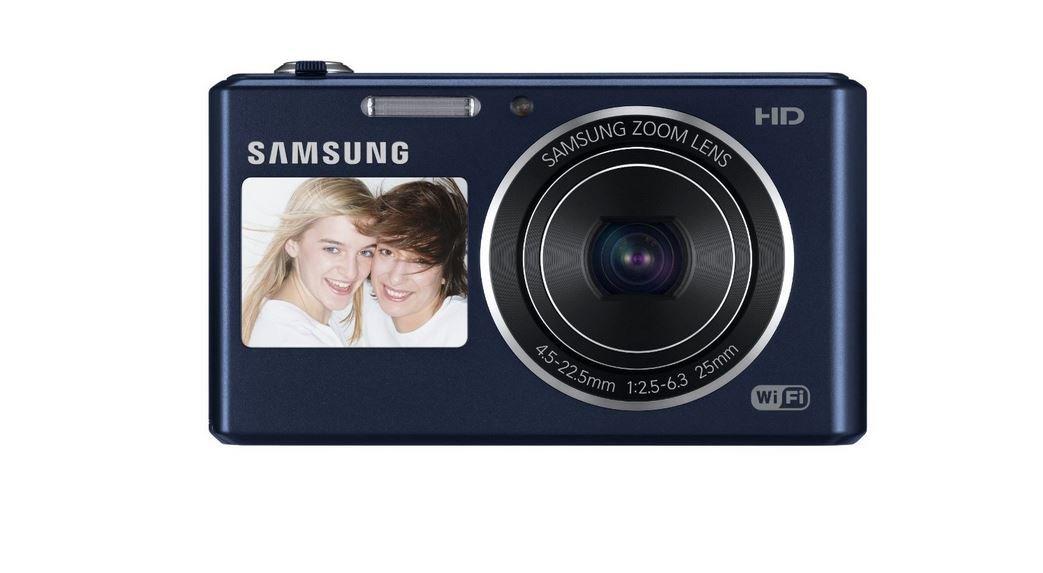 amazon com samsung dv150f 16 2mp smart wifi digital camera with 5x rh amazon com Samsung Dual Screen Camera Review Samsung Smart Camera