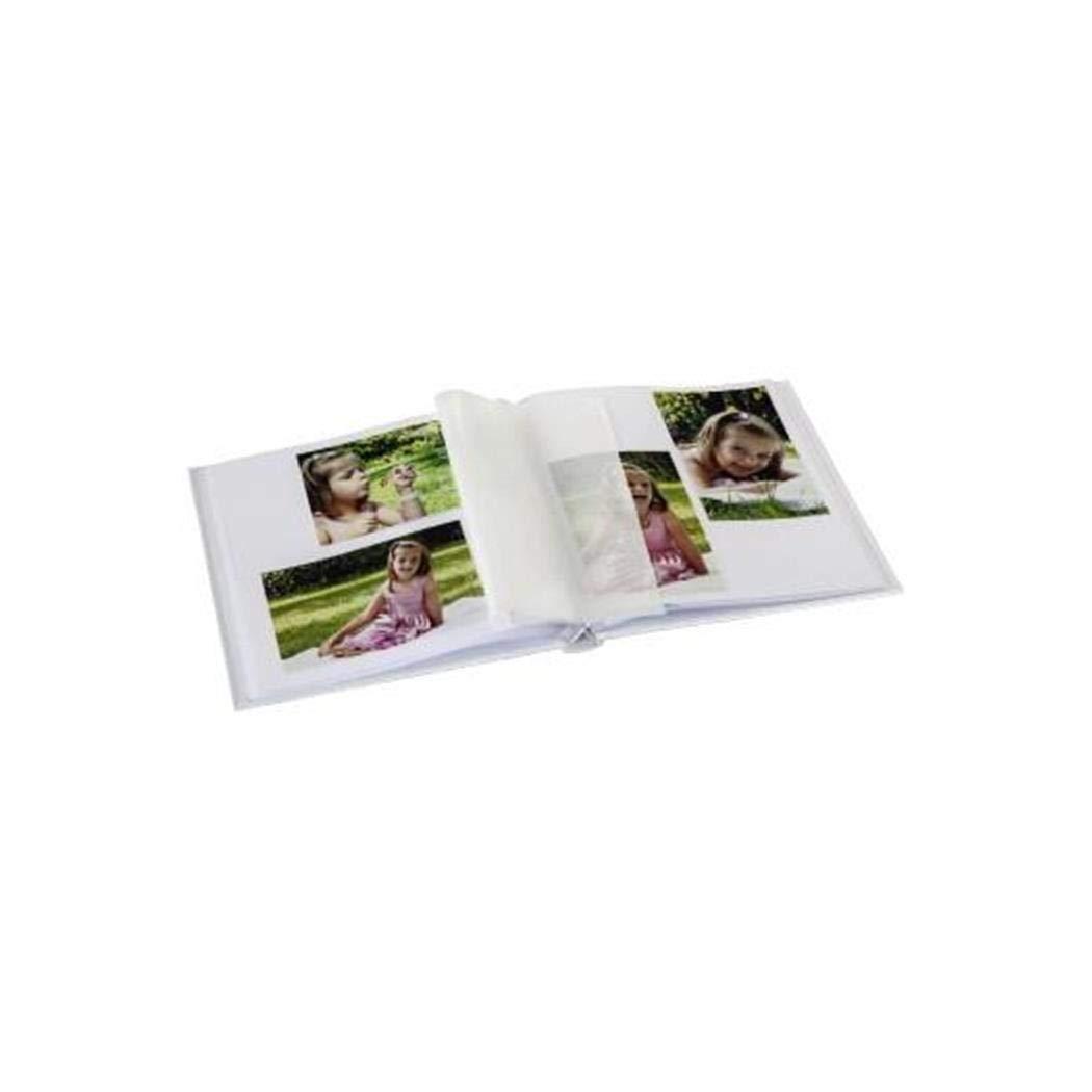 25x25cm 50 pages blanches Hama Album photo Jungle Animals