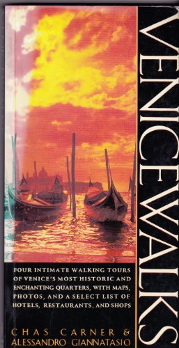 Venicewalks (HENRY HOLT WALKS SERIES)