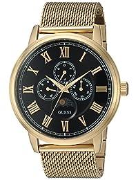 GUESS Men's U0871G2 Gold